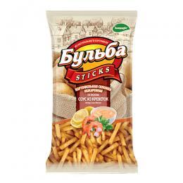 """Соломка из натурального картофеля """"Соус из креветок"""" 0.75 гр."""