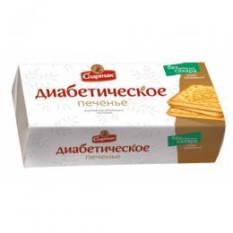 """Печиво діабетичне """"СПАРТАК"""" з сорбітом"""