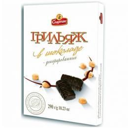"""Конфеты """"Грильяж в шоколаде"""" 290 г"""