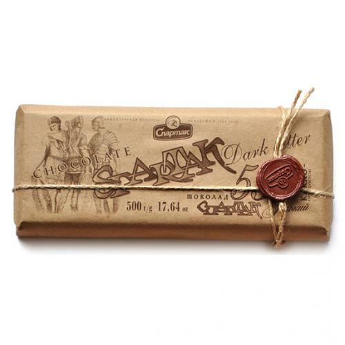 "Шоколад ""ГОРЬКИЙ 56%"" 500 г"