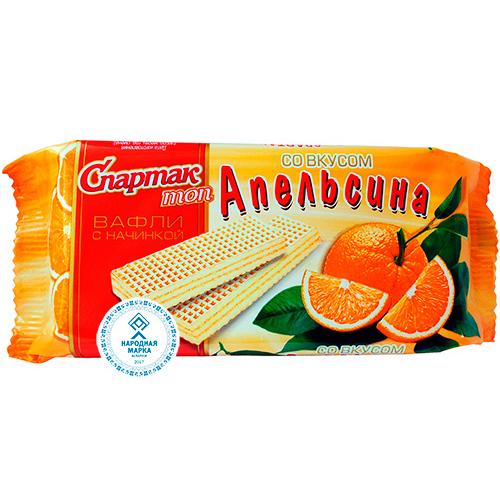 """""""СПАРТАК ТОП"""" со вкусом апельсина"""